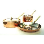 mauviel copper cookware set