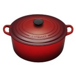 le creuset dutch oven cherry